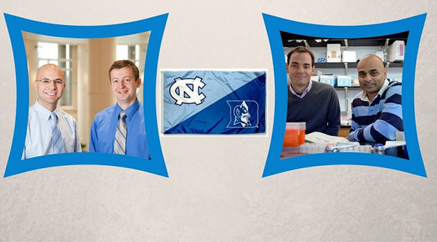 Duke/UNC Collaborations Score Big Wins for Biomedical Research