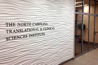 photo of NC TraCS offices